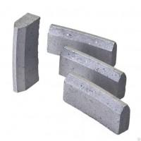 Алмазный сегмент Hitis с высоким ресурсом